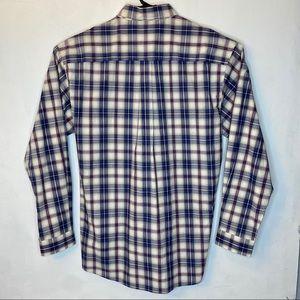 Cinch Shirts - Cinch Men's Dress Shirt Plaid Classic Fit Size L